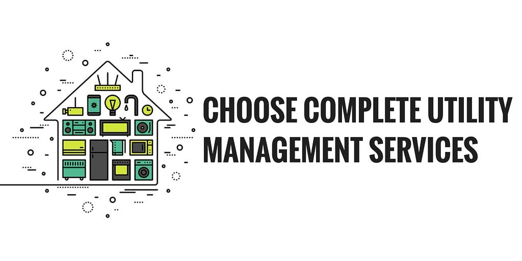 Choose Complete Utility Management Services
