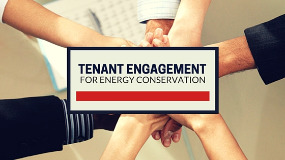 Tenant Engagement For Energy Conservation